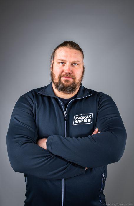Henkilökuva Mika Törrö El Toro Suomen Vahvin Mies 3