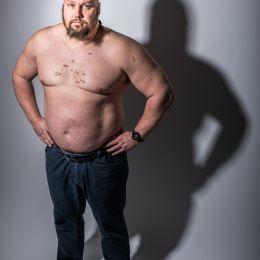 Henkilökuva Mika Törrö El Toro Suomen Vahvin Mies 6