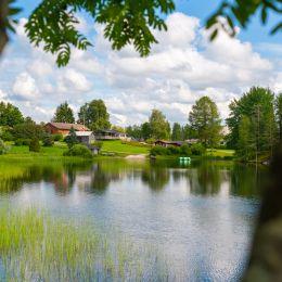 Petkeljärvi maisemakuva ilmakuva 6