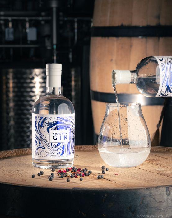 Tuotekuva Arctic Blue Gin 2